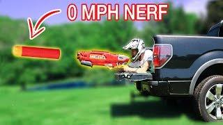 WORLDS SLOWEST NERF GUN!!