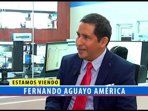 Fernando Aguayo América 31-03-2019