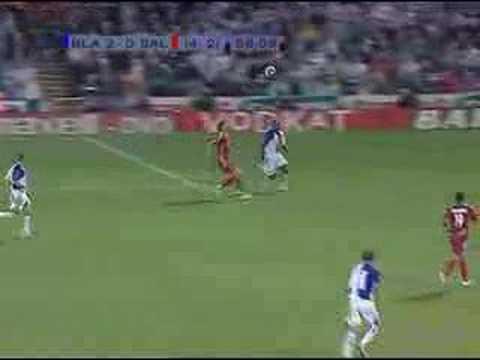 Gol de David Bentley en el Blackburn Rovers