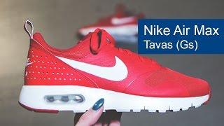 Nike Air Max Tavas (Gs) - фото