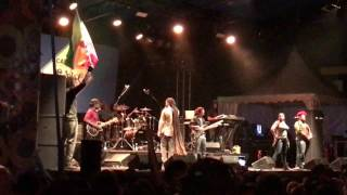 Damian Marley - New song CAUTION - Live @Carroponte