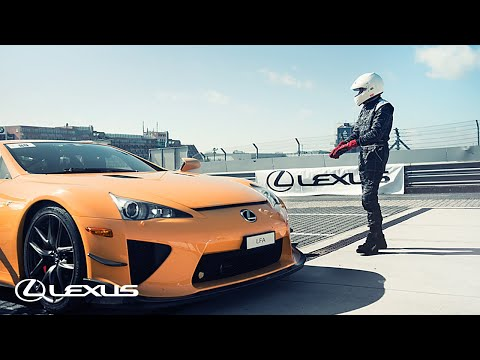 Lexus LFA 7:14:64 Lap time at Nurburgring Nordschleife 2011