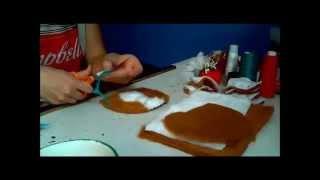 Timelapse- Sewing a Corgiloaf