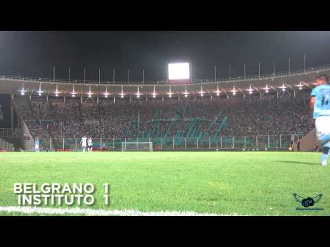 BELGRANO 3 vs Instituto 1 - Los Piratas Celestes de Alberdi - Belgrano