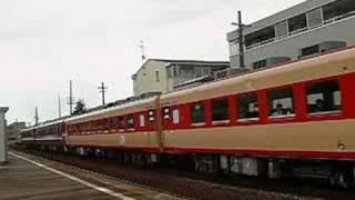 高山本線・おわら風の盆臨時列車