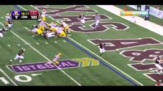 Von Miller vs LSU (Cotton Bowl 2011) vs  LSU  (2011)