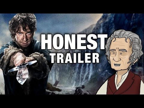 Honest Trailers – The Hobbit: The Battle of the Five Armies (feat. HISHE)