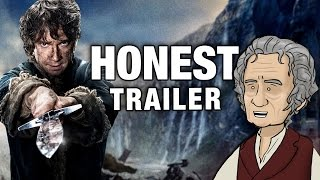 Video Honest Trailers - The Hobbit: The Battle of the Five Armies (feat. HISHE) MP3, 3GP, MP4, WEBM, AVI, FLV Desember 2018