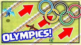 Video Clash of Clans OLYMPICS - Who's the BEST? Town Hall 12 Edition! MP3, 3GP, MP4, WEBM, AVI, FLV Juni 2018