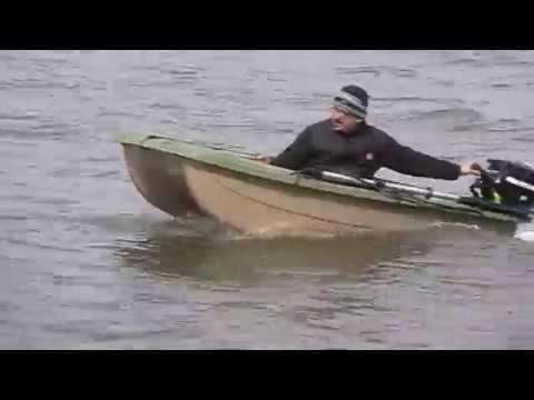 comment reparer une barque fun yak