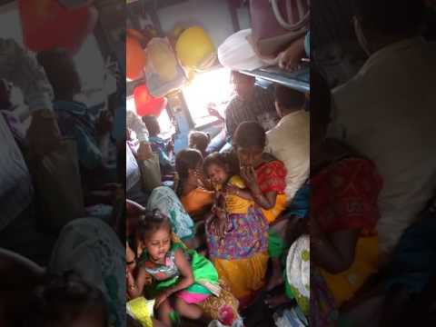 Hijra Domination In Trains