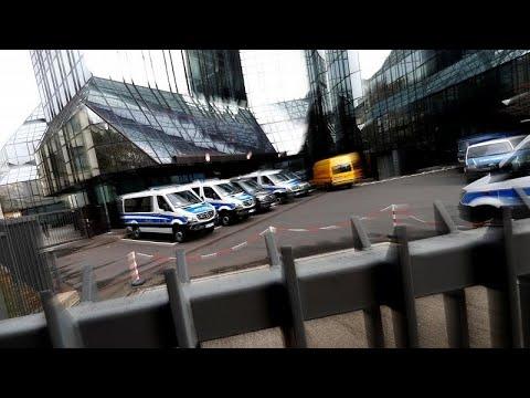 Durchsuchungen bei der Deutschen Bank wegen Verdacht  ...