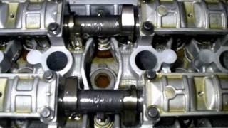 7. After replaced timing chain of SHO motor
