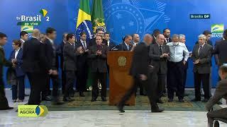 Pronunciamento de Bolsonaro AO VIVO
