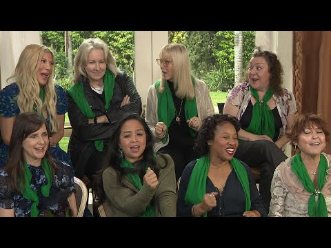 Troop Beverly Hills: Watch ET Reunite the Ladies 30 Years Later! (Exclusive)