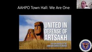 We Are One United in defense of Artsakh