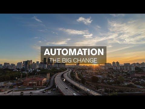 Autonoom rijden volgens Volvo Trucks - The Big Change