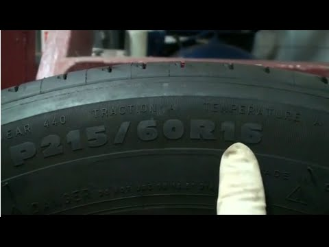 tires - In this episode I go over some of the basics of tire sizes and where to find them for your vehicle. I know that there are more things that I can cover here s...