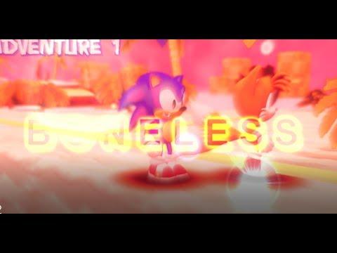 Classic Sonic 3d Adventure multiplayer fun PART 2