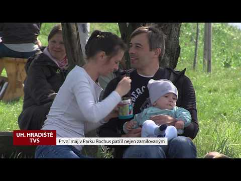 TVS Deník TVS - 2. 5. 2019