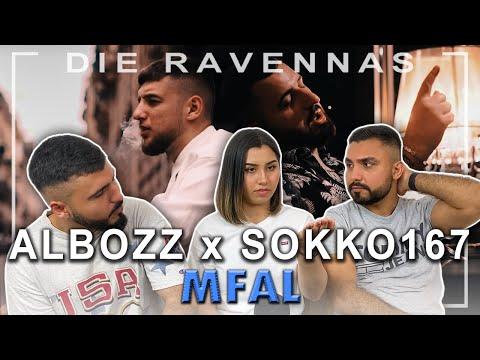 Reaktion auf ALBOZZ x SOKKO167 - MFAL | Die Ravennas
