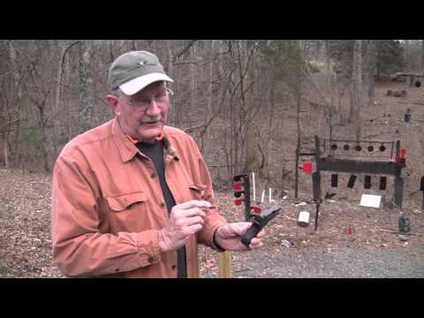 How NOT to shoot a semi-automatic Pistol