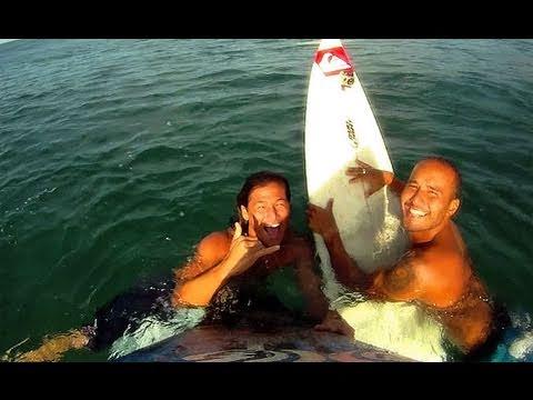 GoPro HD Kalani Robb's surfer lifestyle in Hawaii