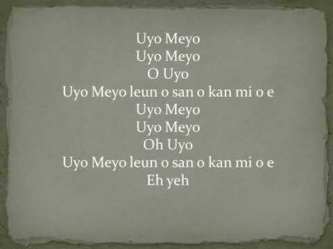 Teni - Uyo Meyo lyrics