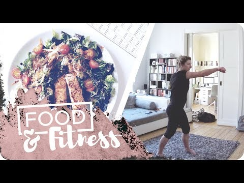 Fat burner - FOOD & FITNESS // GYMONDO Fatburner 4 Wochen - Part 2