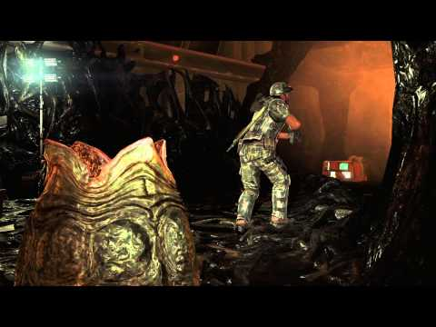 Aliens: Colonial Marines Gets Awesome New Trailer