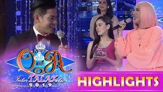 Video It's Showtime Miss Q & A: Vice and Jhong interview Kuya Escort MP3, 3GP, MP4, WEBM, AVI, FLV Juli 2019