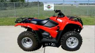 3. 2011 Honda Rancher 420 4X2: Overview and Review!