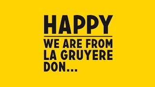 Happy Pharrell Williams - We are from la Gruyère don... Fribourg - Moléson - Switzerland