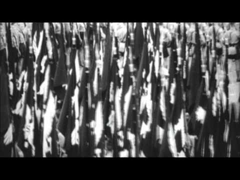 Die Hitler-Jugend und der BDM - im Jahr 1935