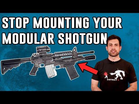 Stop Mounting Your M-26 Modular Shotgun!