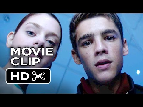 The Giver Movie CLIP - Rescue Gabe (2014) - Brenton Thwaites, Katie Holmes Movie HD