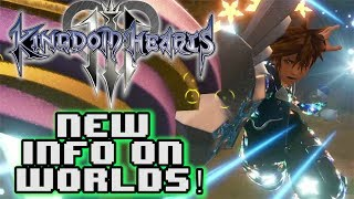 "New information from Nomura and Dengeki reveals some cool new info on the Worlds of Kingdom Hearts 3 and a new direction! Check it out!Source - http://kh13.com/news/nomura-reveals-new-kingdom-hearts-iii-details-in-dengeki-interviewJoin the Hectic Force! - http://bit.ly/1ZZdZSYStay up to date with all my posts!Like on Facebook! http://www.facebook.com/HecticHMKFollow on Twitter! https://twitter.com/hmkillaLive on Twitch! http://www.twitch.tv/hmkillaFollow on Google+https://plus.google.com/+HMK9CAPNSupport HMK on Patreon! Awesome Rewards!https://www.patreon.com/HMKSEND ME STUFF!PO Box 612313 Miami, FL 33261VG Metal Tracks - https://www.youtube.com/channel/UCtZH-VpdKcaWq3x_4_u4FpAHMK Shirts and  Merch! - http://hectichmk.spreadshirt.com/I use XSPLIT for all my streams! If you want to get into live streaming grab Xsplit! use the code ""HMK"" for 10% off a license!https://www.xsplit.com/buy?pp=WWW_NAVBARAre You a Content Creator? Join Maker Studios Today!http://awe.sm/jJed8Royalty Free Music by http://audiomicro.com/royalty-free-musicSound Effects by http://audiomicro.com/sound-effects#KingdomHearts #KingdomHearts3 #KingdomHeartsIII #KH3"