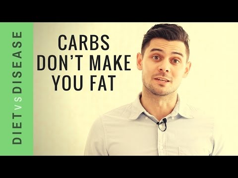 Science Confirms It: Carbs DON'T Make You Fat