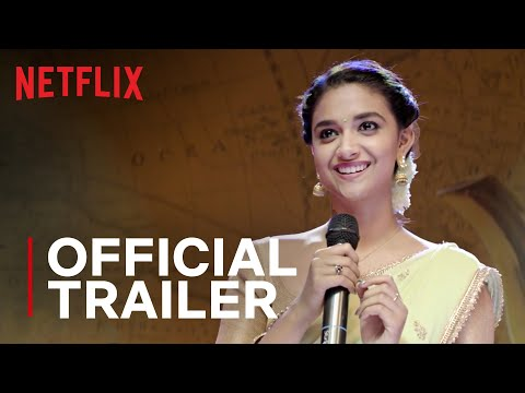 Miss India | Official Trailer | Keerthy Suresh | Netflix India
