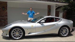 Video Here's Why the Ferrari 812 Superfast Is Worth $400,000 MP3, 3GP, MP4, WEBM, AVI, FLV Juni 2019