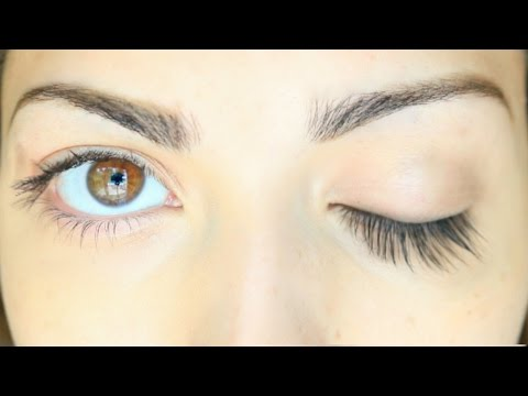 How to Grow Long Eyelashes FAST !