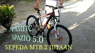 PASIFIC SPAZIO 5.0 Sepeda MTB 2 Jutaan