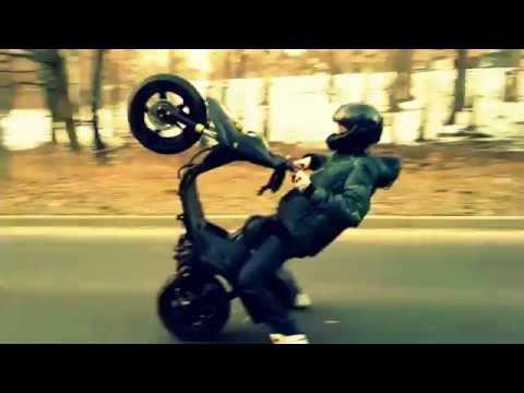1. Yamaha Booster STUNT ( GO PRO , BWS , Cycki , Pompa , MADONNA , RIHANNA , TEAM , Airsal , Stage6)
