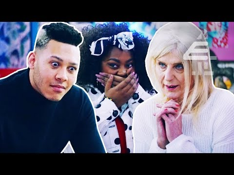 Recent Multimillionaire FLIRTS With Her Tattoo Fixer?! | Tattoo Fixers