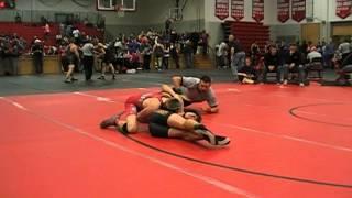 Ty Murphy Fort Osage vs Lane O'Shia Belton 152 lbs