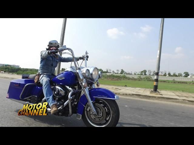 AMSOIL thailand (แอมซอยล์ ไทยแลนด์) Amsoil กับ รถมอเตอร์ไซค์ Harley-Davidson