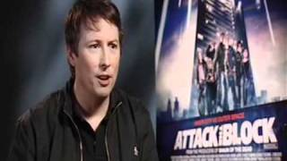 Attack the Block interviews on 35mm