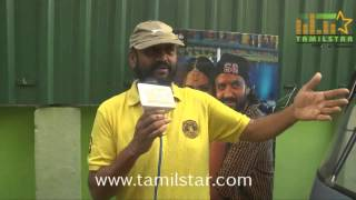 John Babu at Virudhalaam Pattu Trailer Launch