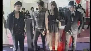 AF Red Carpet AT V Thailand Music Video Awards