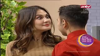 Download Video Babang Tamvan Grogi Dekat Luna Maya! | Sahurnya Pesbukers ANTV 16 Mei 2019 MP3 3GP MP4